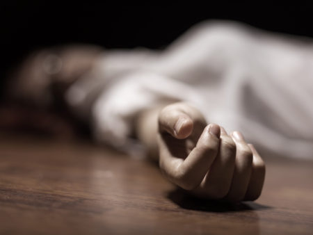mulher assassinada vitima de feminicídio