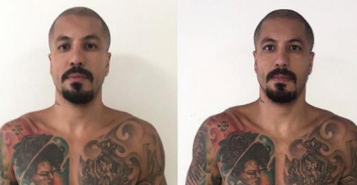 Ex-BBB Fernando Medeiros muda o corpo em uma semana
