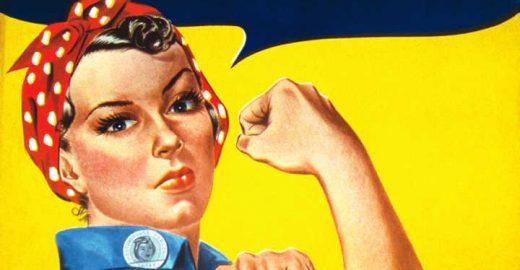 Morre Naomi Fraley, a verdadeira inspiração para pôster feminista
