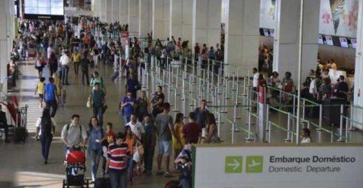 Taxas de embarque de voos nacionais e internacionais vão subir