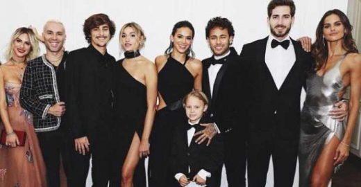 Confira o look das celebridades no aniversário de Neymar em Paris