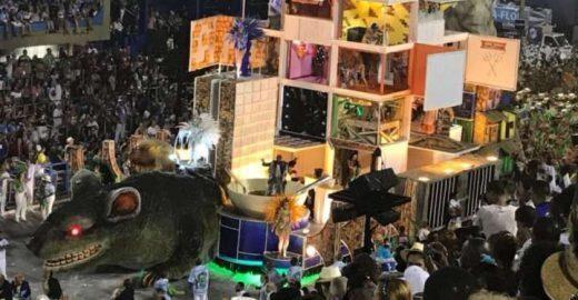 Carnaval do Rio de Janeiro: a diversidade venceu