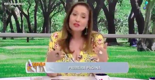 Sônia Abrão pede desculpas por errar em fenômeno paranormal