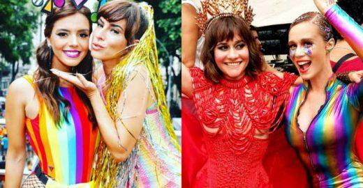 Inspire-se nos looks das famosas no Carnaval para cair na folia