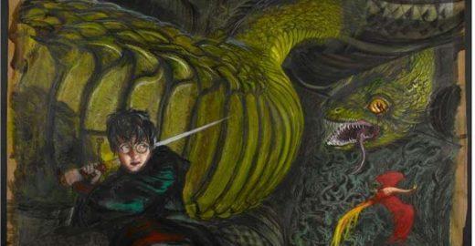 Veja a exposição de 'Harry Potter: Uma História Mágica' via app