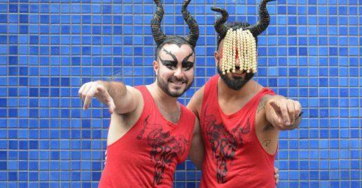 'Vacas profanas' do Tarado Ni Você marcam o Carnaval de rua em SP