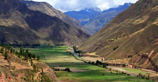 Ollantaytambo, o abre-alas dos incas