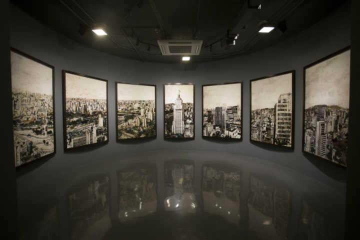 Vista 360º por Vik Muniz