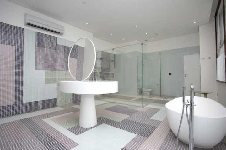 Banheiro do loft