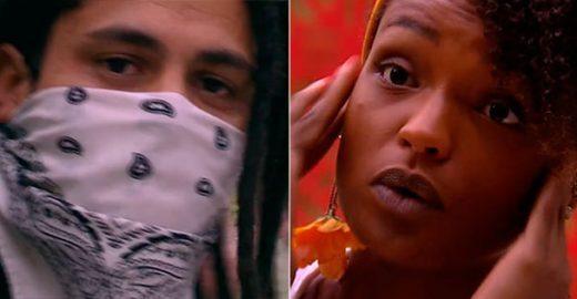 'BBB18': Viegas e Nayara discutem por causa de bandana
