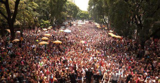 Carnaval de SP registra 9 milhões de pessoas, diz prefeitura