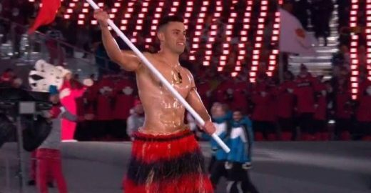 Atleta besuntado da Rio 2016 reaparece na Olimpíada de Inverno