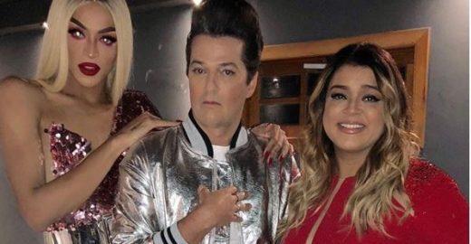 Pabllo Vittar e Preta Gil gravam participação no filme 'Crô'
