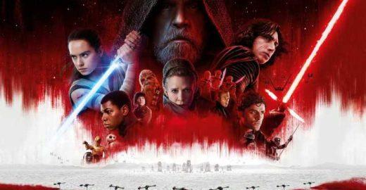 Filme 'Star Wars: O Último Jedi' será adaptado para os quadrinhos
