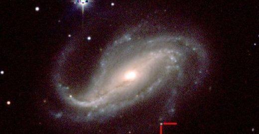Argentino faz história ao registrar nascimento de Supernova