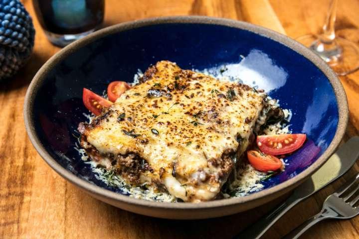 O menu foi elaborado pela sócia e chef executiva Carolina Perez