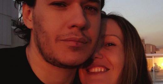 Viúva de Chorão faz homenagem ao cantor em postagem e emociona