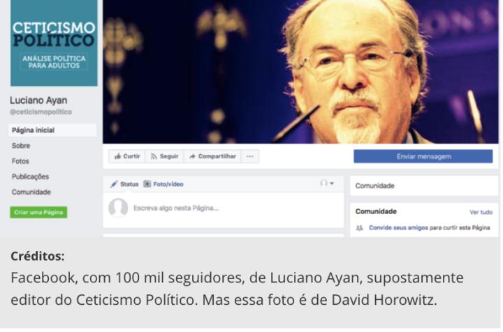 Marielle: a identidade de Luciano Ayan, propagador de Fake News