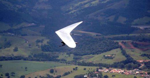Extrema (MG) ganha a mais moderna rampa de asa delta do Brasil