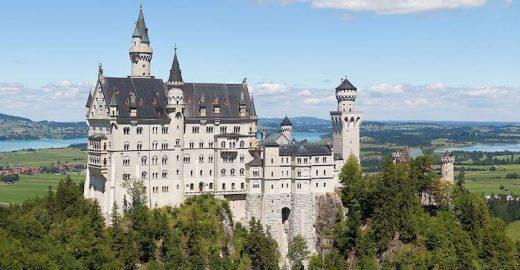 Castelo Neuschwanstein: a inspiração de Walt Disney