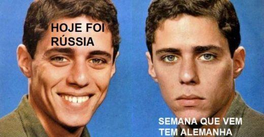 Amistoso Brasil x Rússia: veja os memes do jogo