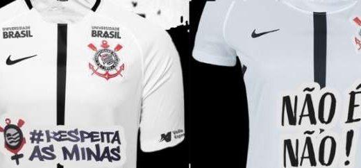 Grandes times do futebol brasileiro homenageiam o Dia da Mulher