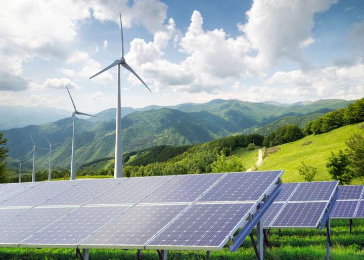 Fontes de energia renovável são essenciais para uma transição energética sustentável