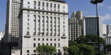Detalhe do Edifício Matarazzo