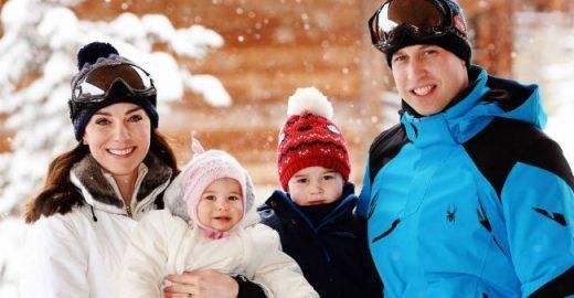 Família Real divulga foto fofa do aniversário do Príncipe George