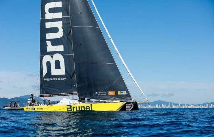 A corrida da Volvo Ocean Race neste ano é contra o plástico nos oceanos