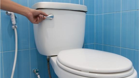 A privada inteligente dispensa o uso de água