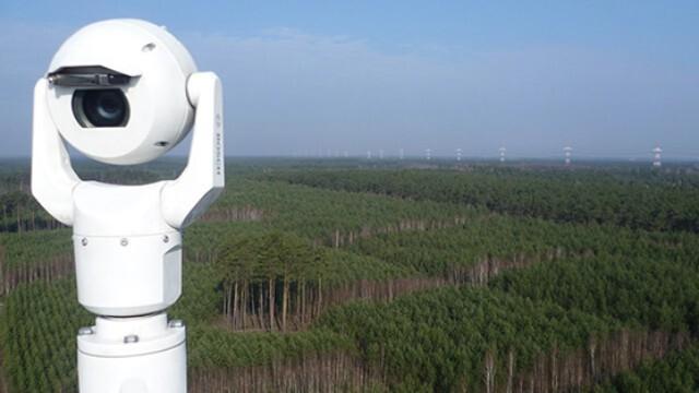O robô que detecta incêndios foi desenvolvido pela Bosch em parceria com a Sintecsys