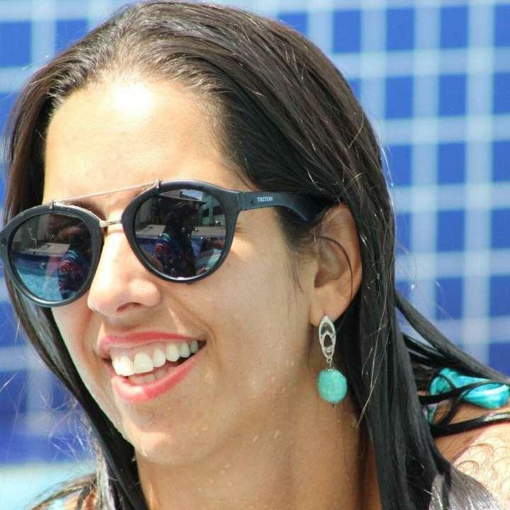 Mirela Miranda Nobre, mãe de Melissa