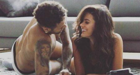 bruna marquezine e neymar juntos em campanha dia dos namorados