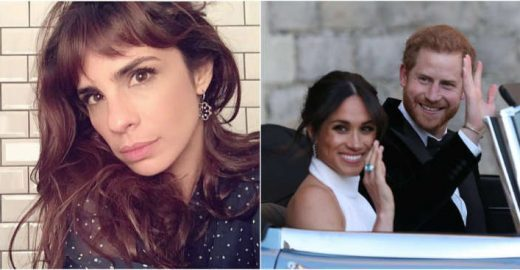 Maria Ribeiro faz comentário polêmico sobre casamento real