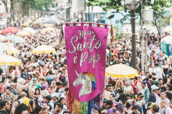Meu Santo é Pop faz parte da programação da Queermesse, no Arouche, durante a Virada Cultural