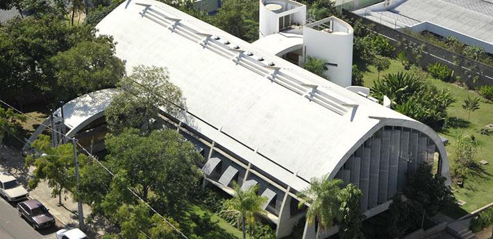 Prédio mais sustentável da América está localizado em Cuiabá (MT)
