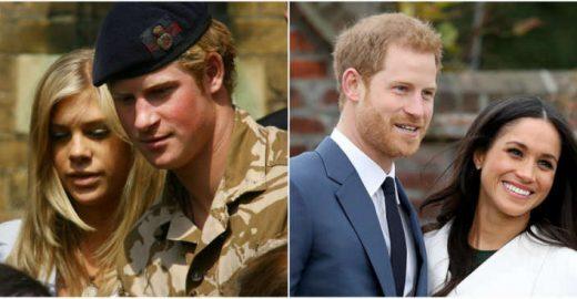 Príncipe Harry ligou para ex-namorada antes do casamento