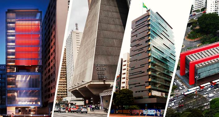 Equipamentos culturais Avenida Paulista - São Paulo