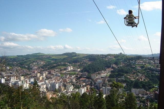 Lugares para curtir o outono no Brasil, Guichê Virtual