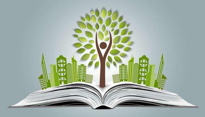 O livro indica 101 ações sustentáveis para o dia a dia
