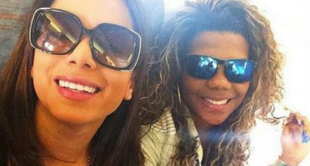 Ludmilla e Anitta