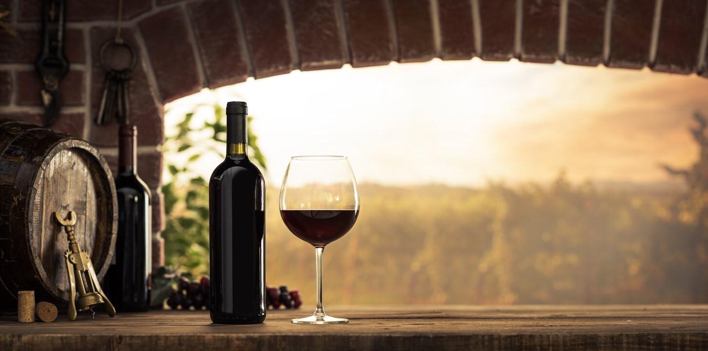 Tomar vinho e comer, para o italiano, é praticamente a mesma coisa
