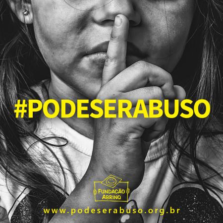 campanha luta contra abuso infantil