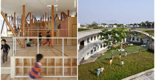 8 escolas inovadoras pelo mundo que você precisa conhecer