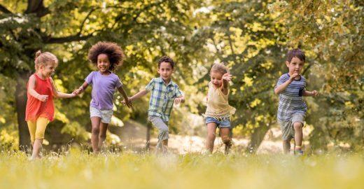 Como curtir o fim de semana com as crianças sem gastar muito