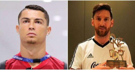 Cristiano Ronaldo surge de cavanhaque para Portugal x Marrocos