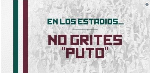 Fifa abre processo contra México por gritos homofóbicos na Copa