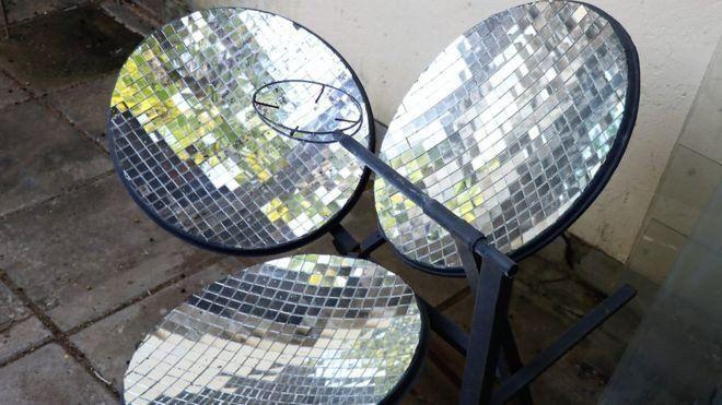 O fogão solar foi desenvolvido por pesquisadores da UFRN