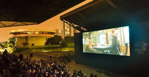 O Cine na Praça tá de volta só com filmão na programação